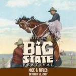 Big State Festival : October 2007